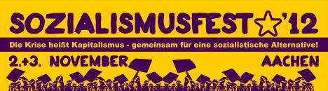 Sozialismusfest 2012